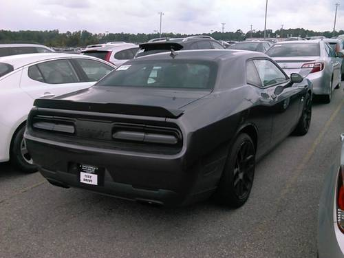 Used DODGE CHALLENGER 2015 MIAMI SCAT PACK