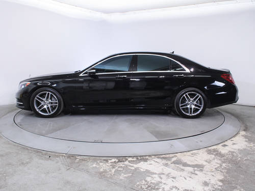 Used MERCEDES-BENZ S CLASS 2015 HOLLYWOOD S550 4MATIC
