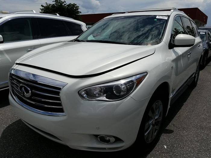 Used INFINITI Qx60 Awd 2014 HOLLYWOOD V6