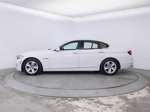 Used BMW 5 SERIES 2013 HOLLYWOOD 528I