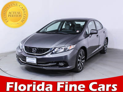Used HONDA CIVIC 2014 MIAMI EX-L