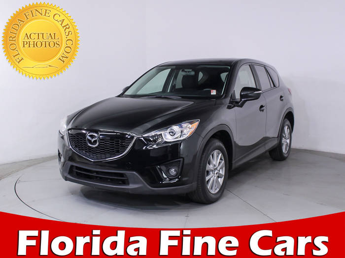 Used MAZDA CX 5 2015 MIAMI TOURING