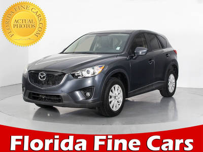 Used MAZDA CX 5 2014 WEST PALM TOURING