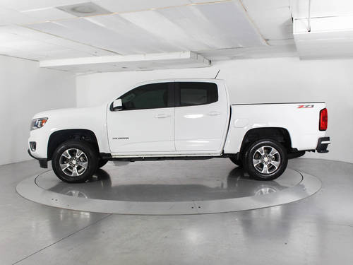 Used CHEVROLET COLORADO 2015 WEST PALM Z71