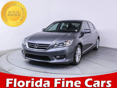 Used HONDA ACCORD 2015 MIAMI EX