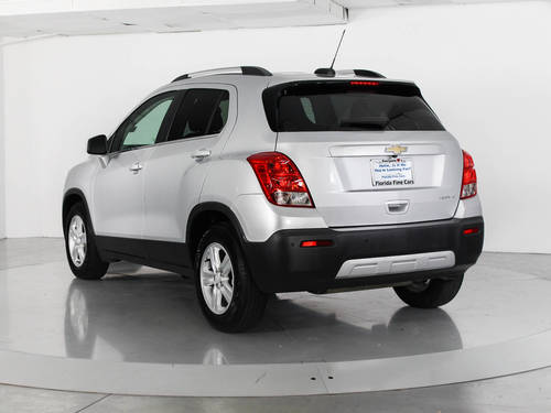 Used CHEVROLET TRAX 2015 WEST PALM 1LT