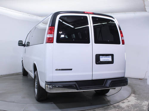 Used CHEVROLET EXPRESS 2017 MIAMI Lt