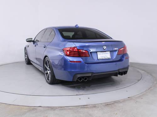 Used BMW M5 2014 HOLLYWOOD