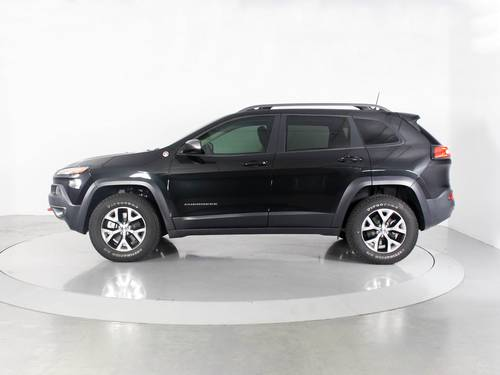 Used JEEP CHEROKEE 2016 WEST PALM TRAILHAWK