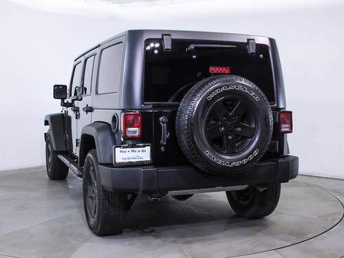 Used JEEP WRANGLER UNLIMITED 2015 MIAMI SPORT