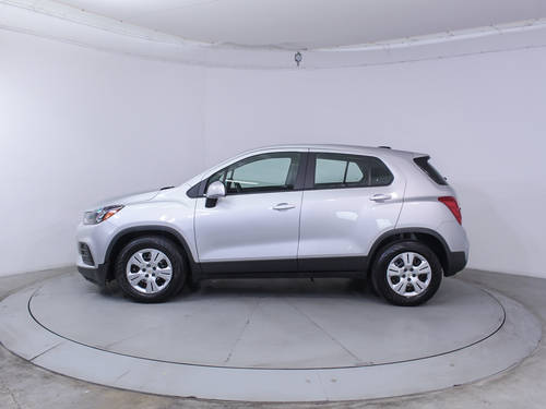 Used CHEVROLET TRAX 2017 MIAMI LS