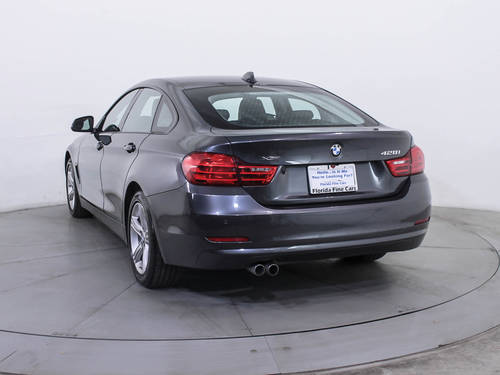Used BMW 4 SERIES 2015 WEST PALM 428I XDRIVE GRAN COUPE