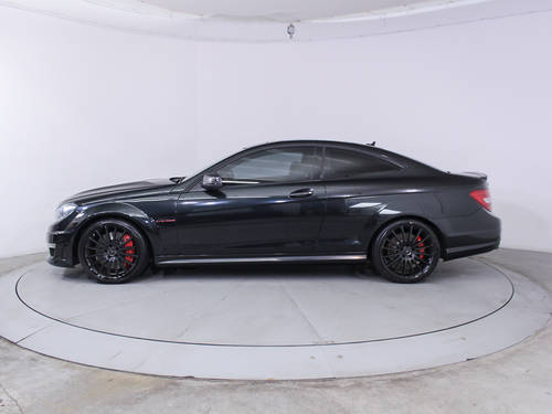 Used MERCEDES-BENZ C CLASS 2012 WEST PALM C63 AMG