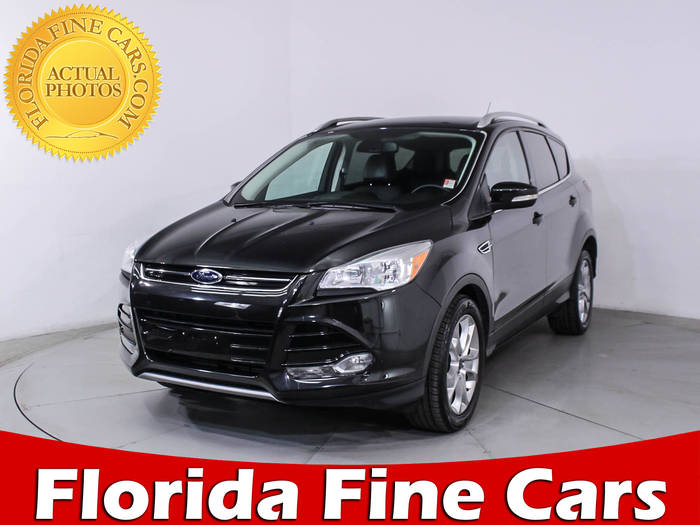 Used FORD ESCAPE 2014 MIAMI TITANIUM