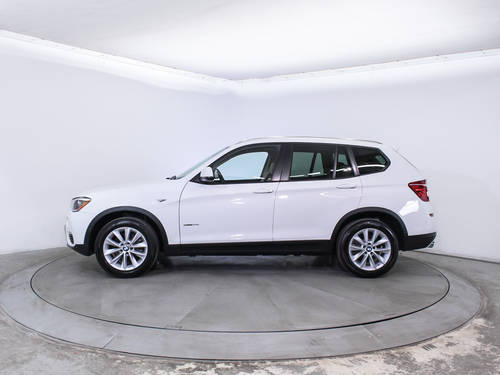 Used BMW X3 2017 MIAMI SDRIVE28I