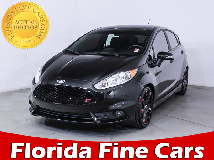 Used FORD FIESTA 2015 MIAMI ST