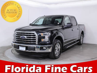 Used FORD F 150 2015 MIAMI Xlt