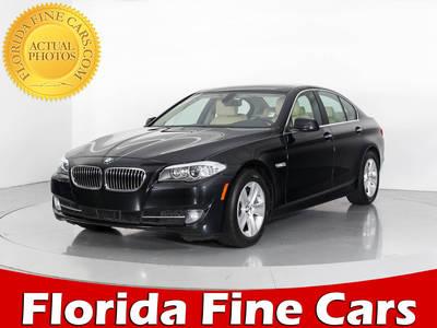 Used BMW 5 SERIES 2012 WEST PALM 528I