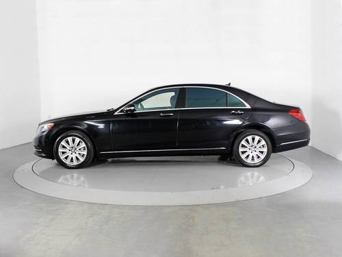 Used MERCEDES-BENZ S CLASS 2014 WEST PALM S550 4MATIC