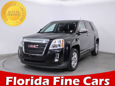 Used GMC TERRAIN 2014 MIAMI SLE1