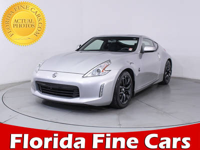 Used NISSAN 370Z 2016 MIAMI