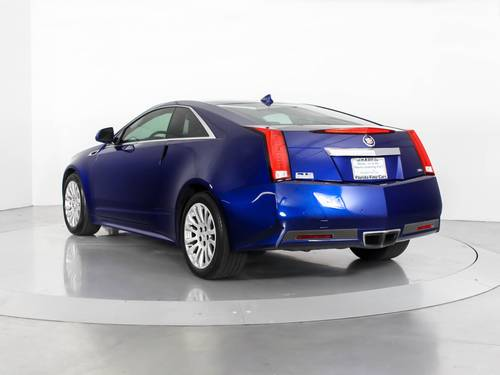 Used CADILLAC CTS 2013 WEST PALM