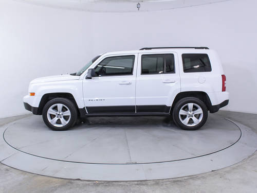 Used JEEP PATRIOT 2016 MIAMI LATITUDE