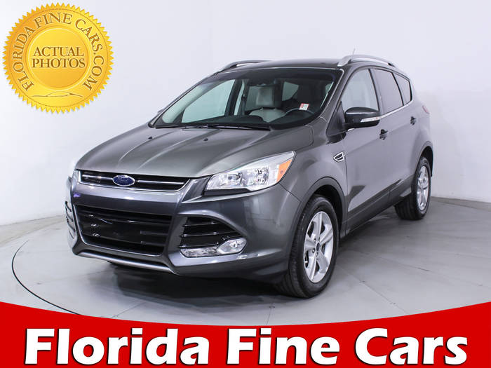 Used FORD ESCAPE 2016 MIAMI TITANIUM