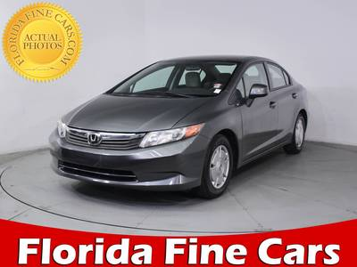 Used HONDA CIVIC 2012 MIAMI HF