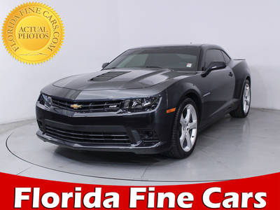 Used CHEVROLET CAMARO 2014 WEST PALM 1SS
