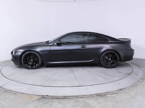 Used BMW M6 2010 HOLLYWOOD