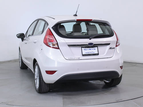 Used FORD FIESTA 2017 MIAMI TITANIUM