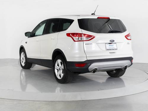 Used FORD ESCAPE 2016 WEST PALM Se Awd