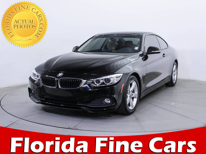 Used BMW 4 SERIES 2014 HOLLYWOOD 428I