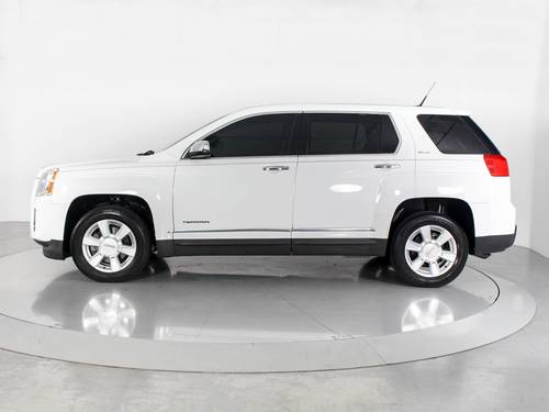 Used GMC TERRAIN 2012 WEST PALM SLE1