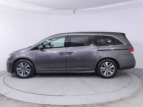Used HONDA ODYSSEY 2015 HOLLYWOOD Touring