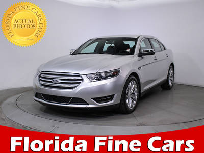 Used FORD TAURUS 2016 MIAMI LIMITED