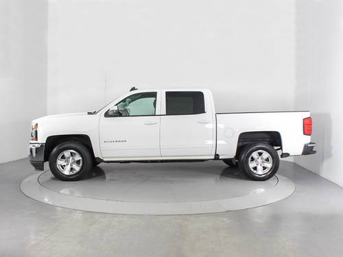 Used CHEVROLET SILVERADO 2017 WEST PALM LT