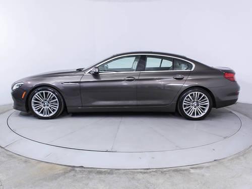 Used BMW 6 SERIES 2013 MIAMI 650I XDRIVE GRAN COUPE