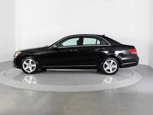 Used MERCEDES-BENZ E CLASS 2015 WEST PALM E350
