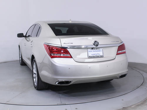 Used BUICK LACROSSE 2014 MIAMI LEATHER