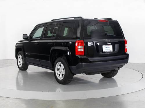 Used JEEP PATRIOT 2014 WEST PALM SPORT