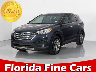 Used HYUNDAI SANTA FE 2016 WEST PALM SPORT