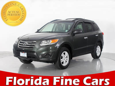 Used HYUNDAI SANTA FE 2012 WEST PALM AWD