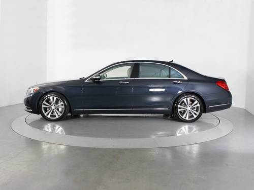 Used MERCEDES-BENZ S CLASS 2014 WEST PALM S550