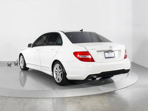Used MERCEDES-BENZ C CLASS 2013 WEST PALM C250