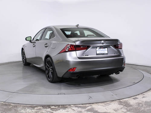 Used LEXUS IS 250 2015 MIAMI F SPORT