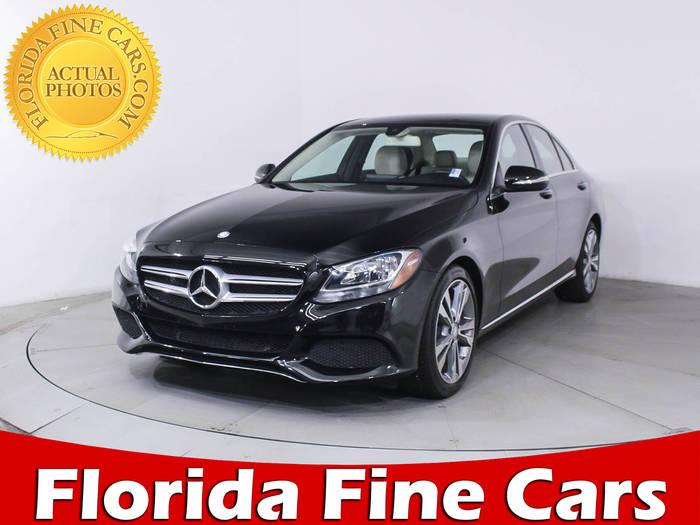 Used MERCEDES-BENZ C CLASS 2015 HOLLYWOOD C300 Sport