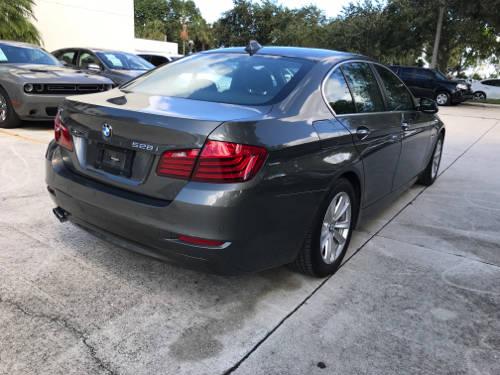 Used BMW 5 SERIES 2014 WEST PALM 528I