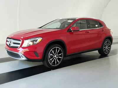 Used MERCEDES-BENZ GLA CLASS 2015 HOLLYWOOD GLA250 4MATIC
